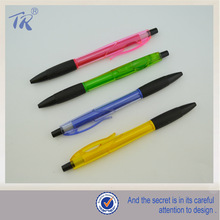 Smooth Writing Plastic Sports Ball Pen