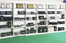 12v105ah solar panel system wet battery
