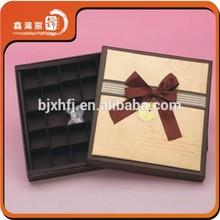 cute chocolate packaging box white box