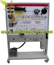 Petrol Electronic Unit Injector (EUIs) Fault Diagnostics Test Equipment Didactic Equipment Training Bench Automobile Model