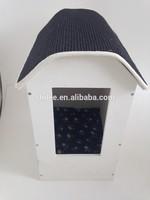 Sisal House Wooden cat house