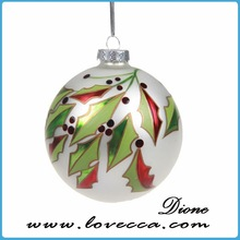 2015 various color fashion designs decorative holiday ball