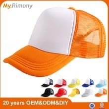 polyester child hat trucker cap