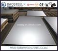 Aisi astm 304 2b superficie de acero inoxidable de la placa de metal/hoja