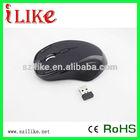 6D cordless 2.4ghz usb mouse