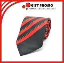 Promotional Silk Stripe Necktie