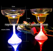 LED Flashing cocktail Glasses