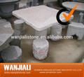 fabriqué en chine granite table de jardin chaises à vendre