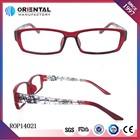 Top design fashion optical glasses,brand optical trial frame
