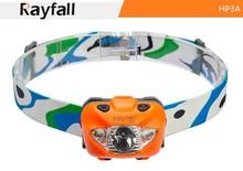 wholesale hunting and fishing 2015 newest waterproof head led light / golden led fog headlight