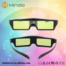 active 3d glasses dlp for DLP Link projector virtual reality glasses