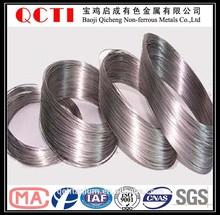 polished grade 2 titanium wire price per pound for jewelry