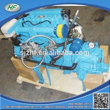 Alta qualidade preço de fábrica usado de motores marítimos e transmissão