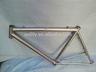 China titanium track frame bike bicycle frame for promotion