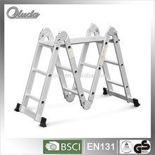 Folding EN131 Multi-purpose ladder 4X4
