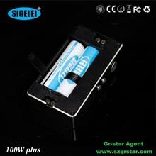 2015 super mini box mod sigelli 100w box mod factory price