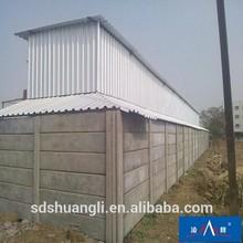 precast concrete fence machine / plant / production line