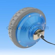 CE hot brushless hub Motor 24V 180W