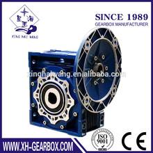 90 degree small electric motor gear box
