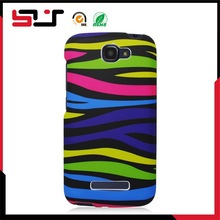 Cellphone hard cover for alcatel one touch fierce 2 7040t design case