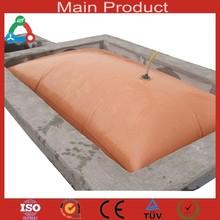 Family Use 6cbm - 20cbm Easy To Install Cheap Biogas Digester Soft Poratable Folding Biogas Plant Animation