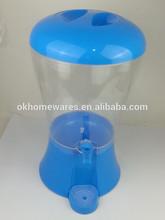 2014 New style juice/Beverage/wine jars with plastic ice bucket