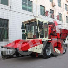 Silage Harvesting Machine for maize stem
