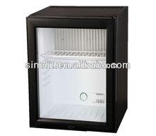 XC-25BB mini fridge, mini refrigerator glass door for hotel, apartment, hospital etc.