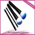 Professional Makeup brush , 4 PCS Make Up Brushes , Custom Makeup Brush Set