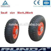 high quality rubber wheel 3.00-4 260x85