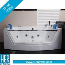 Hydropathic Bathtub, Air Bubble Massage Bath tub, Acrylic Massage Bathtub 18208