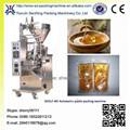 china precio de fábrica para la miel de la máquina de embalaje de la miel palo de llenado de la máquina con la certificación ce