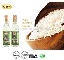 6 Degree Agricultural Fermented White Rice Sushi Vinegar