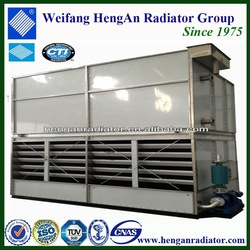 closed cooling tower with CTI certificate