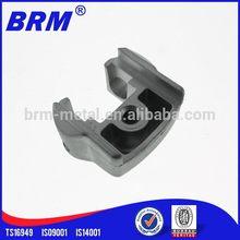 Economic hot-sale black silicone grommet for cable MIM parts