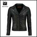 o corante de vestuário mens tamanho grande material pu couro jaquetas