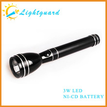 GWS-AM Factory price powerful waterproof rechargeable high lumen aluminum portable solar mini flashing flexible led torch