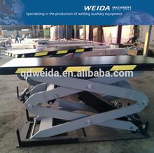 Scissor design car lift used vehicle tools