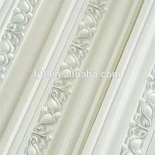 Natural home decorative PU ceiling carving design