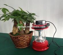 10 Lighting Period (h) and LED Light Source palstic solar lantern