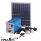 SINOTEK solar power for home lighting 20W 12V solar power container home