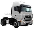 4x2 cabeza del tractor iveco hongyan genlyon m100 4x2 camión tractor