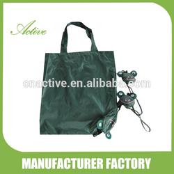 Foldable Shopping Bag 190T polyester/animal bag