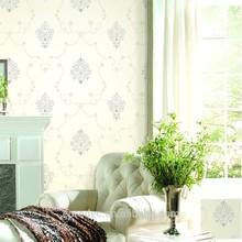 flower decorative bed room wallpaper