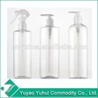 SB-64 Yuyao Yuhui Commodity Co.,Ltd non spill wholesale big volume 500ml pet bottle for cheaning