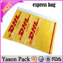 Yason ats courier service custom mailing plastic bags express bag