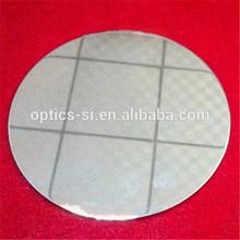 optics silicon/ge window, silicon lens