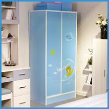 simple design clothing wardrobe storage modular girls portable bedroom closet wardrobe