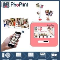 printing small photos photo printer machine mini portable color printer