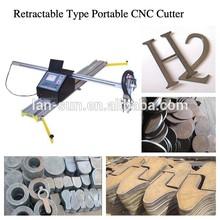 steel mini light portable CNC flame/plasma cutting machine portable cutting machine for aluminium
